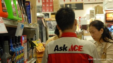 ace hardware tbk ace hardware buka gerai ace outlet pertama
