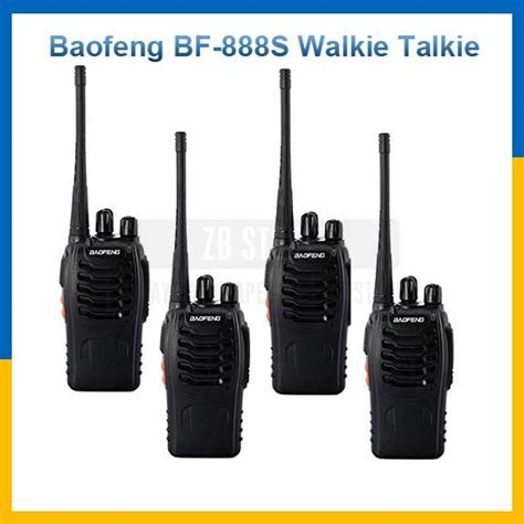 Ht Baofeng Bf 888s Uhf By Sp Shop 4 pcs baofeng bf 888s 16 channel bf end 6 19 2018 12 15 pm