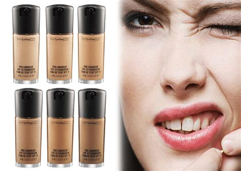 Does Mac Cosmetics by Do Mac Foundations Cause Breakouts