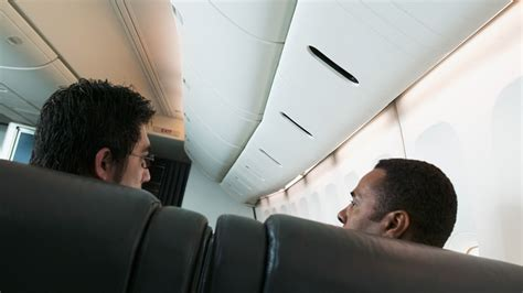reclining seats on airplanes the 9 people you meet in airplane hell page 3 travelversed