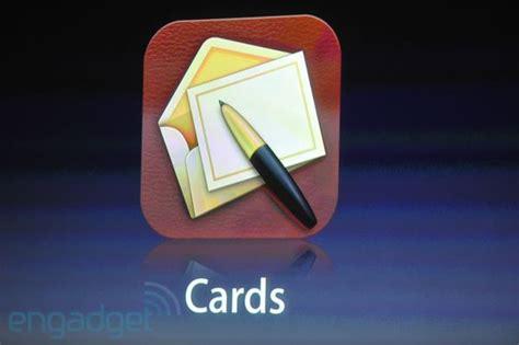 Apple E Gift Card - italiamac apple presenta due nuove applicazioni cards e find my friends