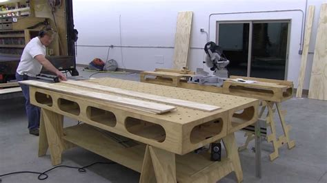plywood work bench plywood workbench plans plans diy free download 24 foot