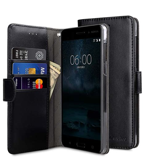 Flip Cover Nokia 6 Pu Leather by Nokia 6 Mobile Cases Cellphone Pu Leather