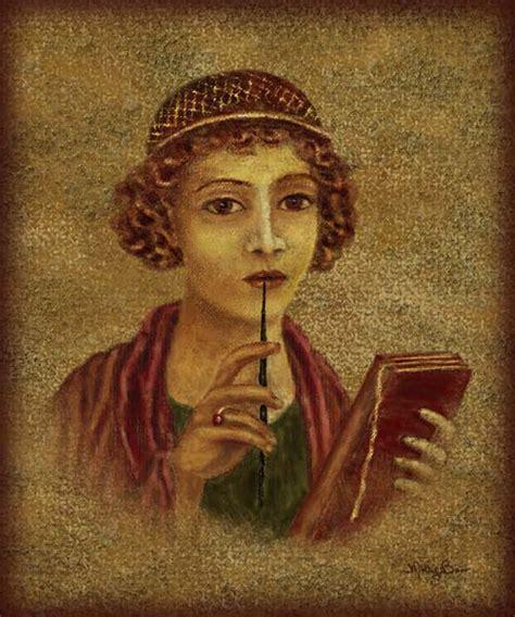 sappho auteurs feminins
