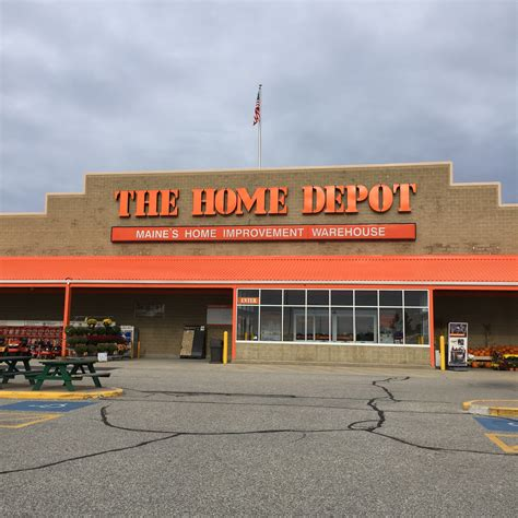 the home depot auburn me company profile