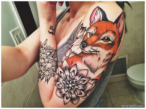 fox tattoos designs 55 fox designs fox tattoos meaning and ideas