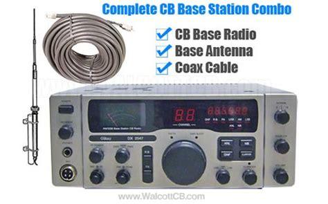 cb base station radio antenna galaxy base station