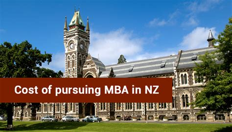 Cost Of Studying Mba In Singapore by Mba In New Zealand Tuition Fees Living Cost Expenses