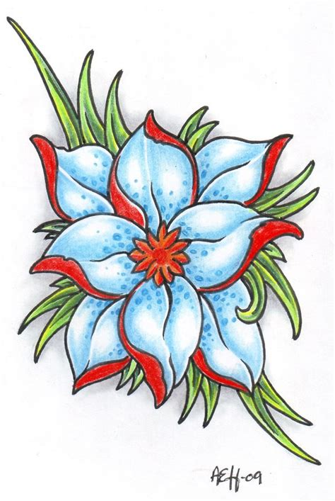 tattoo bunga mawar tato tribal bunga clipart best