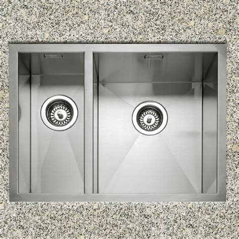 Caple Zero 150 Stainless Steel Inset or Undermount 1.5