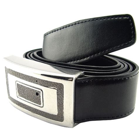 7 Absolutely Girlie Gadgets by Belt Buckle Dvr