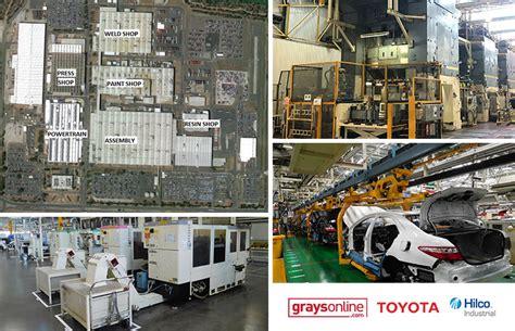 Toyota Plant Australia Toyota Australia Plant Closure