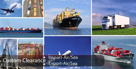 vrindavan logistic custom clearance services in delhi air freight forwarding in delhi