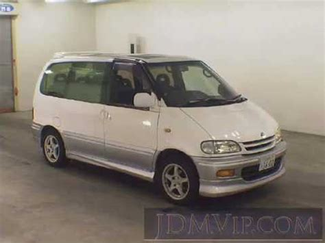 nissan serena 1997 modified 1997 nissan serena kbc23 youtube
