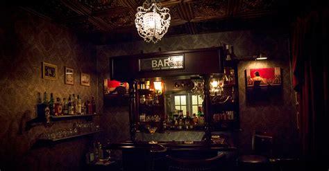 guy built  speakeasy bar   suburban home vinepair