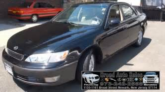1999 lexus es300 hd vehicle review