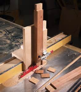 jig journal table saw tenon jig popular woodworking