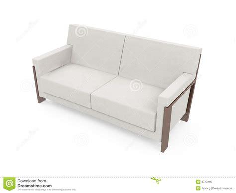 background sofa sofa over white background royalty free stock photo