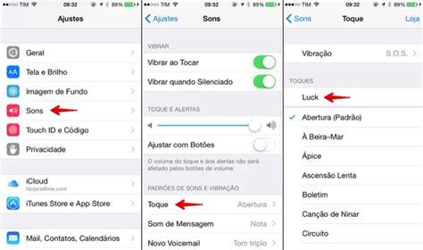 como mudar layout do iphone como usar m 250 sicas no toque do iphone dicas e tutoriais