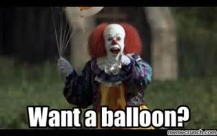 Meme Clown - pennywise the clown