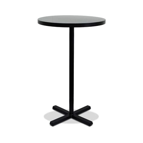 bar table tops and bases alpha dry bar table base nufurn commercial furniture