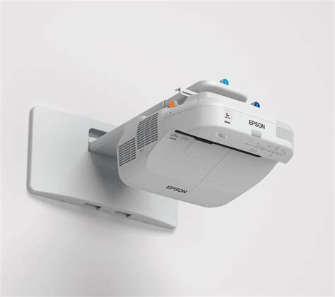 Projector Interactive Epson Eb 1430wi epson 1420wi 1430wi ultra throw interactive wxga