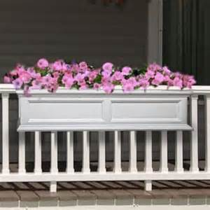 window box planters for railings 25 best ideas about front porch railings on