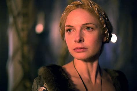 rebecca ferguson white queen the white queen episode 7 info and pictures inside