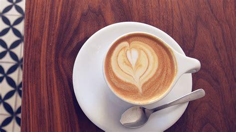 mt coffee cup heart love blue wallpaper