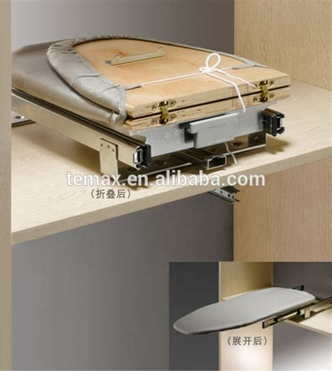 foldable ironing board in cabinet cabinet mounted folding ironing board buy cabinet