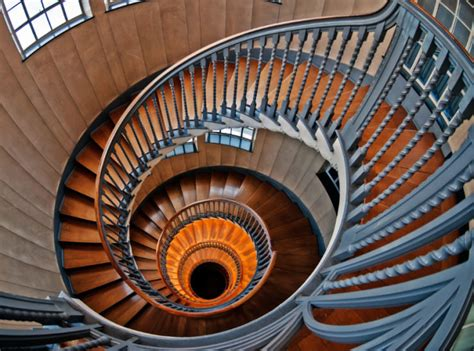 famous stairs the famous spiral staircase in heal s london uk places