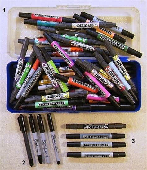 Drawing Markers by Drawing Materials Handy Tools For Sketching