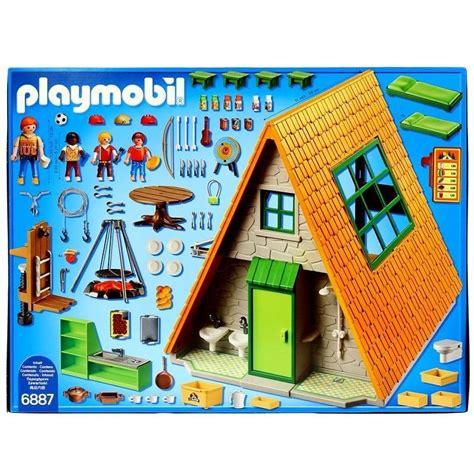 playmobil casa playmobil casa de co de vacaciones