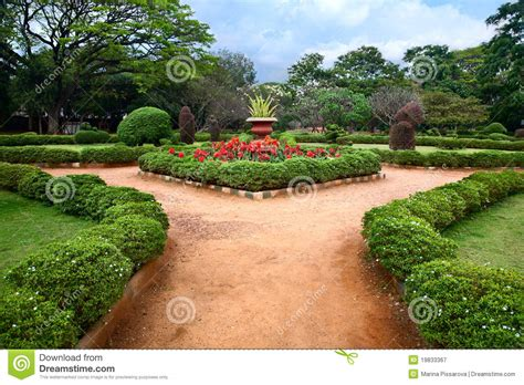 Lalbagh Botanical Garden In Bangalore Stock Image Image Botanical Gardens In India