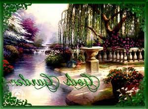 God Looked Around His Garden by Garden God Photo
