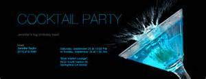 free cocktail party invitations amp rsvp tracking evite com
