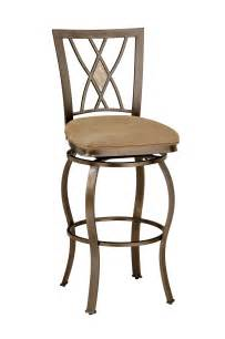 hillsdale brookside diamond back swivel bar stool 4815 831