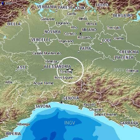 provincia pavese pavia provincia pavese terremoto