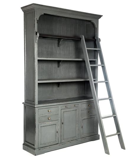 Bookcase With Library Ladder 25 Best Ideas About Bookcase With Ladder On Built In Bookcase Library Bookshelves