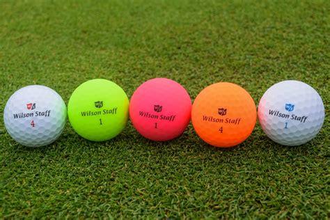 golf balls look wilson staff s new duo soft duo soft spin balls