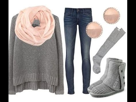 imagenes de outfits invierno 2015 15 outfits oto 241 o invierno 2014 2015 youtube