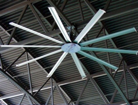 Industrial Warehouse Ceiling Fans by Industrial Fans Commercial Fan Cooling Applications