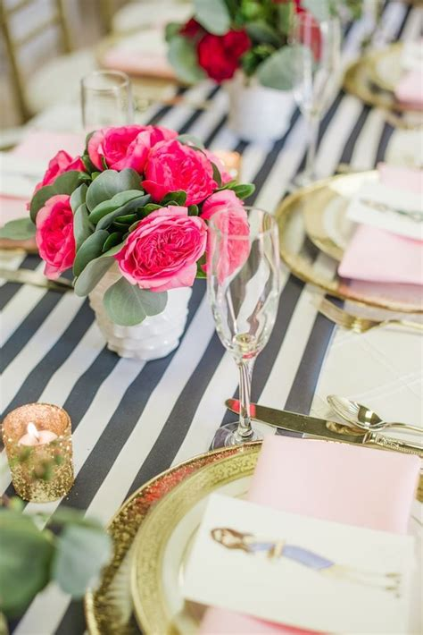 shabby chic day table ideas