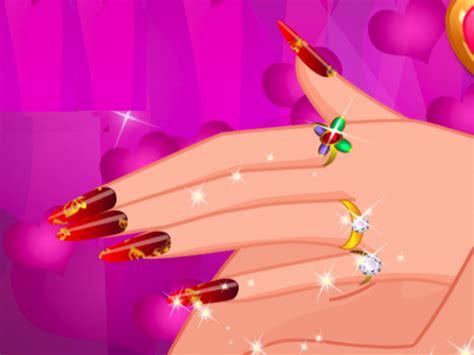 Spelletjes Nagels Verzorgen by Nagels Lakken Spelletjes Spelletjes Spelen Op Minipret Nl