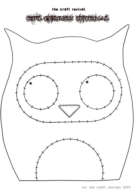 owl templates for sewing flower template fiori flower template