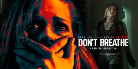 don t move don t breathe books don t breathe band trailer