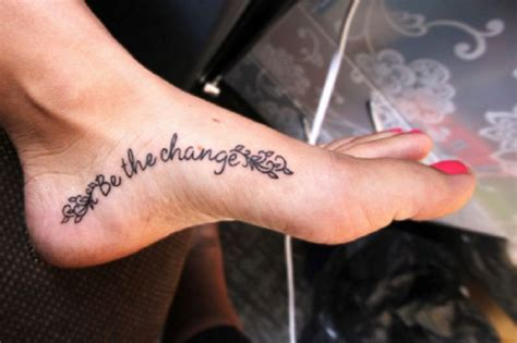 tattoo quotes for the foot foot tattoo quotes ideas with flower pictures fashion