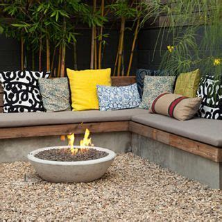 fire pit bench cushions bench seat with cushions for cosy garden corner ideally