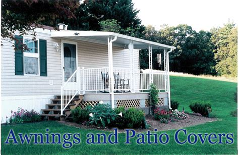 Awnings For Mobile Home Porches by Dura Bilt Products Mobile Home Parts Store News
