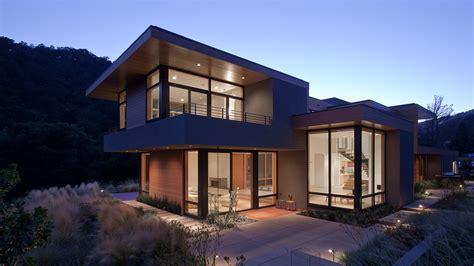 modern house california sinbad creek residence a modern house in rural sunol